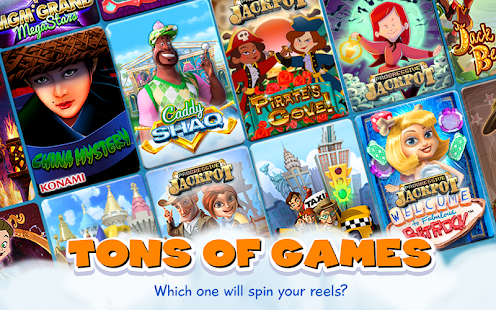 myVEGAS Slots Free Casino- screenshot thumbnail