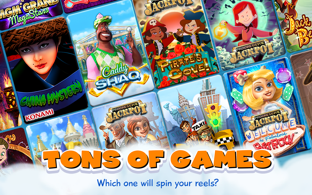 myVEGAS Slots Free Casino- screenshot