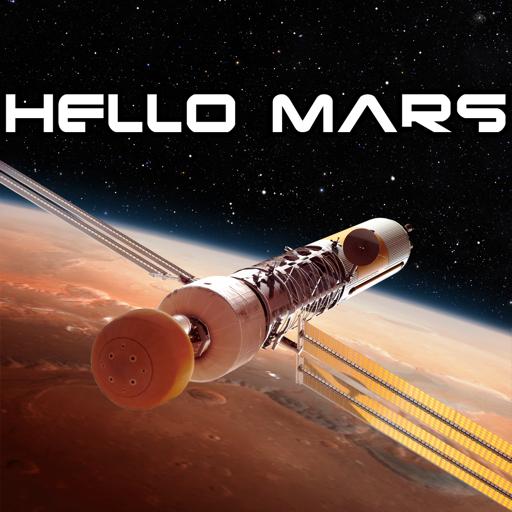 Hello Mars AR