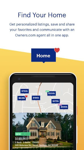Owners.com Real Estate – Buy or Sell a Home screenshot