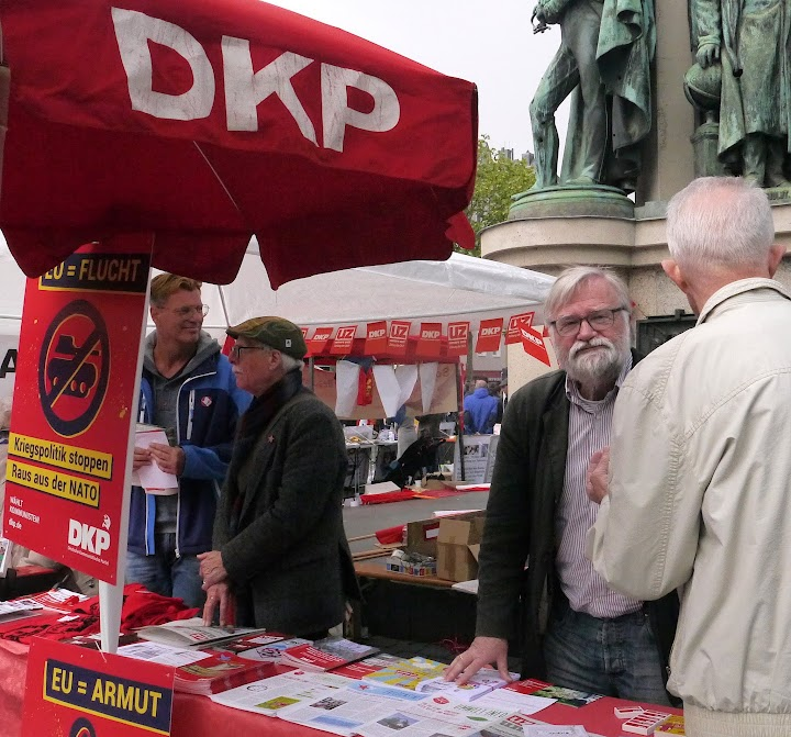 DKP-Stand.