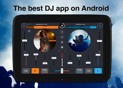 Cross DJ Pro - screenshot thumbnail