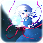 Anime Live Wallpaper of Kagari (篝酱) Icon