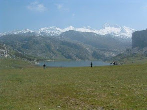 Photo: Asturien: Picos de Europa - Lago de la Ercina