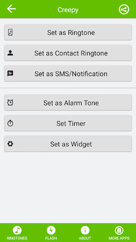 android Unheimliche Geräusche Screenshot 3