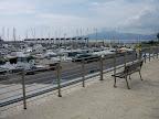 pannelli solari al porto di Chiavari