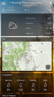 Weather live pro Screenshot