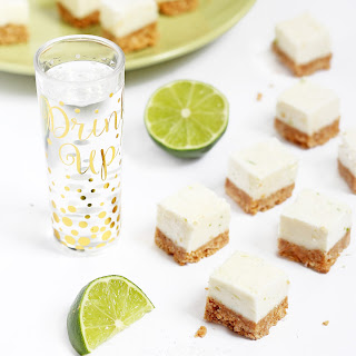 No Bake Margarita Cheesecake Bites