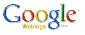 Google Weblogs