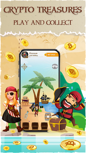 Crypto Treasures 0.1.2 APK MOD screenshots 1