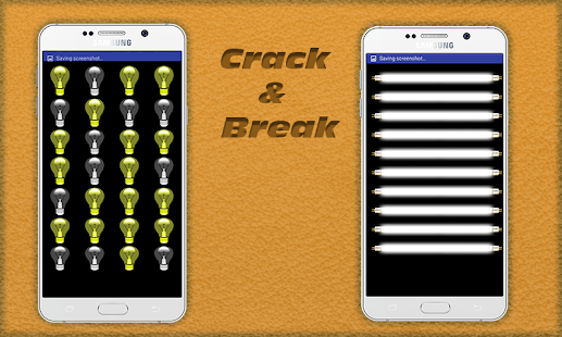 Broken Screen Prank Free - náhled
