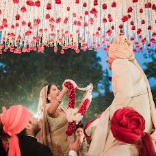 Wedding photographer Shivali Chopra (shivalichopra). Photo of 24.04.2017