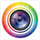PhotoDirector Photo Editor App, Picture Editor Pro icon