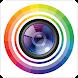 PhotoDirector – カメラ & 編集アプリ