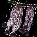 racine-maison-plumetis-noir-black-mauve-violet-purple-pourpre-satin-stitchracine-pois-home-root-uprooted-sophielormeau-lormeau-artiste-peinture-french-artist-art-tableau-paper-magazine-colorfu