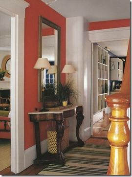 30elm patricia gray interior design the color orange for Tom hoch interior designs inc
