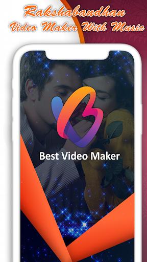 Rakshabandhan Video Maker screenshot 1