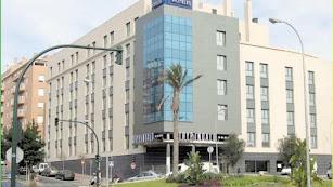 El Hotel Tryp Indalo se inauguró en marzo de 2004 y cerró en febrero de 2019.