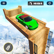 Mega Ramp car stunt: Real car stunts 3D games
