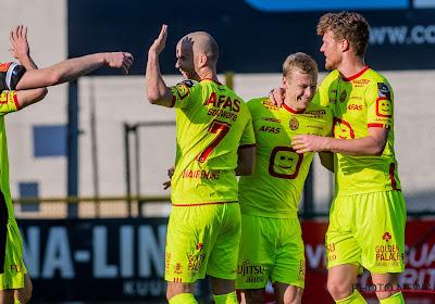"""Storm loodst KV Mechelen met 4 goals in 2 matchen naar play-off 2: """"Iedereen tevreden, blij dat ze nu binnen vliegen"""""""