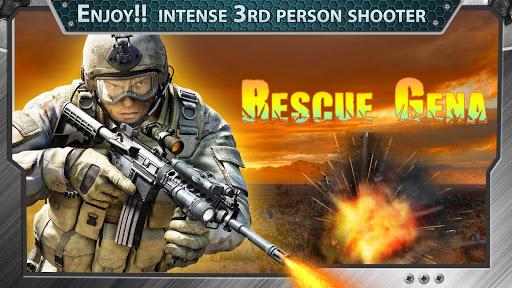 Elite Commando: Rescue Mission