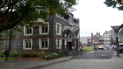 Photo: Christ's College is New Zealand's leading independent, Anglican private day and boarding school for boys located in Christchurch.