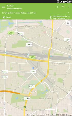 richtig-tanken.de 2.1.8 screenshot 599861