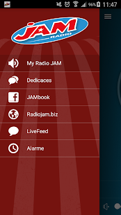 My Radio JAM- screenshot thumbnail