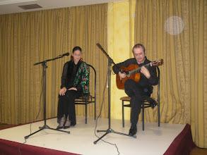 Photo: Sonia Miranda al cante