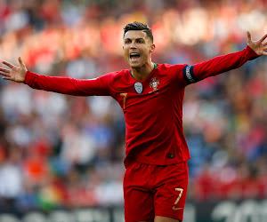 Cristiano Ronaldo, proche de son 100e but en sélection, de retour avec le Portugal