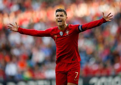 Virgil Van Dijk blague au sujet de l'absence de Ronaldo, la soeur du Portugais se vexe