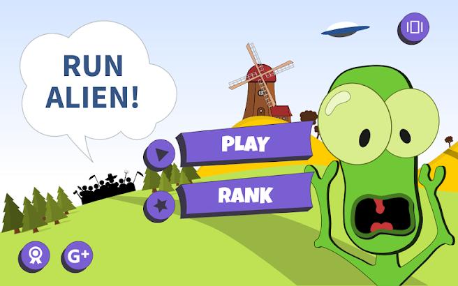 Run Alien screenshot