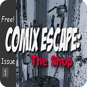 Comix Escape: The Shop