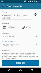 Projeto Vigilante screenshot 1