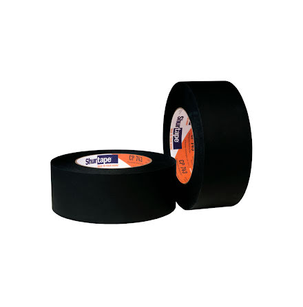 Shurtape CP 743 Photo Matte Paper Black 50m