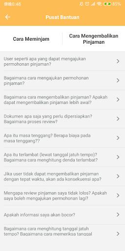 Kredit Seluler screenshot 3