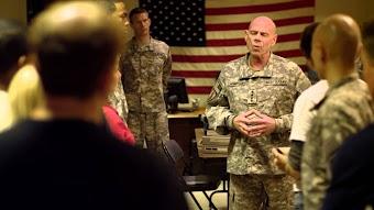 Season 2, Episode 11, Louie et l'Afghanistan