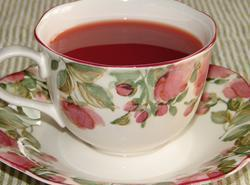 Hot Cranberry Punch Recipe