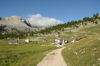 Photo: Rifugio Lavarella