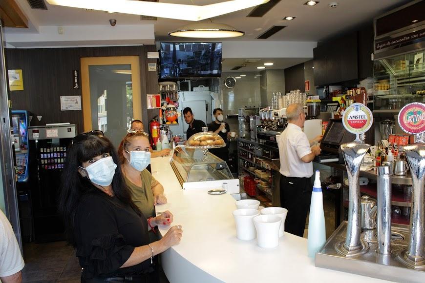 Café Bar Barea.