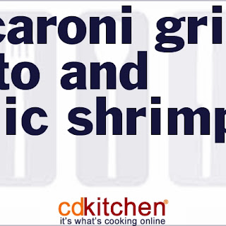 Macaroni Grill Pesto And Garlic Shrimp