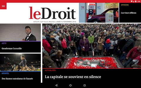 Le Droit screenshot 6