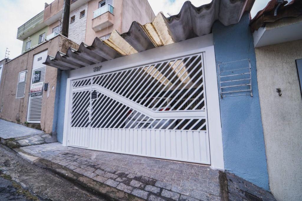 Casa Vila Tibiriçá Santo André