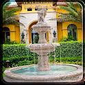 Garden Fountain Design icon