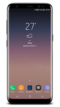 S8 Rounded Corners