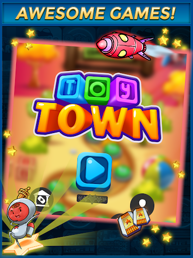 Toy Town - Make Money Free - screenshot