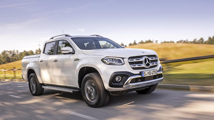 The X350d will add some V6 muscle to the line-up. Below: The X350d will go on sale in SA around the end of October 2018.. Picture: NEWPRESS UK