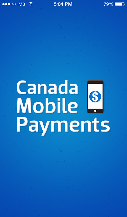 Canada Mobile Payments- screenshot