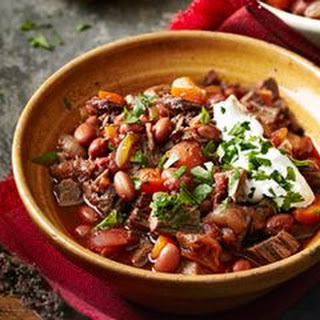 Pot Roast Chili