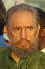 Photo: fidel castro on july 26, 2006. photo by tracey eaton